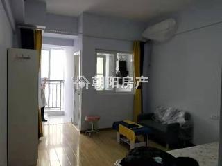 萬達廣場1室1廳精裝公寓好房出售 樓層好_4