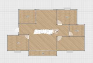 供暖小区金湾香都 小高层电梯房 精装三室 出售_9