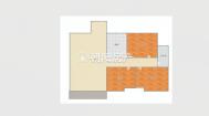 淮河新城五期精装三室两厅