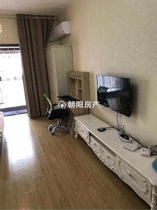 中环158精装公寓出租 拎包入住_1