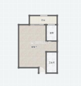 万达精装公寓急售_12