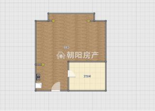 中環158 1室1廳精裝修中層房東誠心出售_9