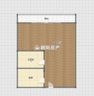 万茂华府公寓 毛坯急售_8