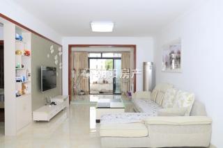 山水龙城松石居两室两厅 87.18平方精装修婚房保持很好两个平台使用面积很大_1