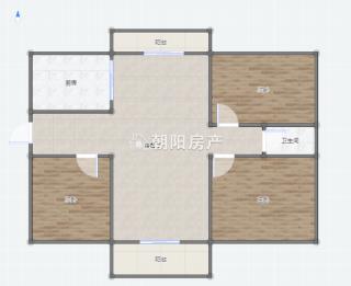 泉山湖公園里毛坯電梯洋房低價出售_15