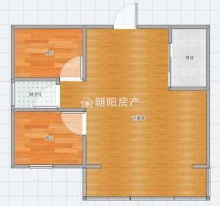 湖滨世纪城精装两室两厅出售采光极好_20
