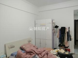 国庆东路万达广场一室一厅精装小公寓第五小学_3