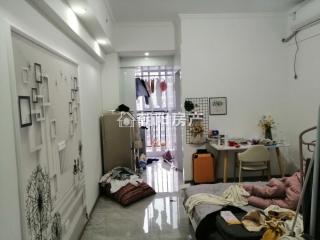 国庆东路万达广场一室一厅精装小公寓第五小学_2