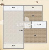 泉山湖,稀缺多层,精装2房2厅,拎包入住