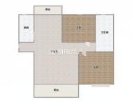 青水湾2室1厅精装出售 南北通透 舜耕中学老证