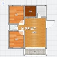 金湾香都 90.18平米 精装两室两厅 出售