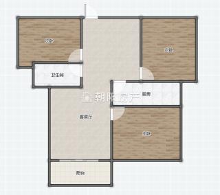 协和嘉苑3室2厅 精装修 二小_11