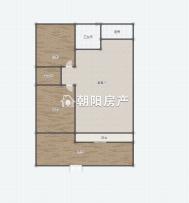 斯瑞明珠城2室2厅精装修一楼好房出售