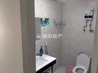 火車站海沃1室1廳精裝公寓房出租_11
