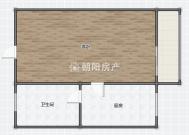 优山美地精装1室1厅公寓出售