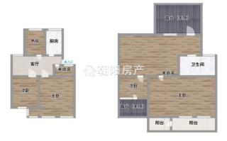 居仁村三区 4室2厅 毛坯 房东诚心出售_12