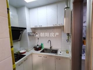 金地国际城二期阳光里 1室1厅精装公寓 出售_5