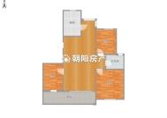 金地滟澜山精装3室2厅出售 采光十足楼王位置。