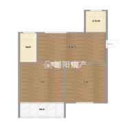 东淮村  两室一厅  精装修  稀缺二楼对外出售