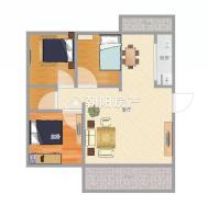 金域蓝湾满五唯一3室2厅毛坯出售